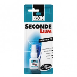 Bison Industrie secondelijm 7.5gr