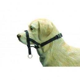 BZ Correctiehalsband voor honden zwart maat M