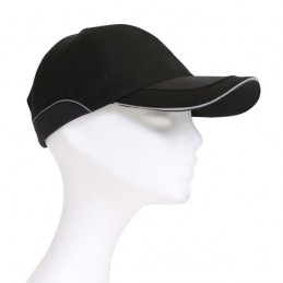 Storvik Werkcap Andor zwart