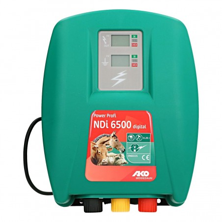 AKO Power Profi NDi 6500 Digital schrikdraadapparaat