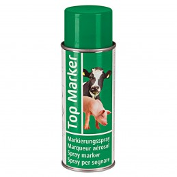 Merkspray Topmarker groen 500ml