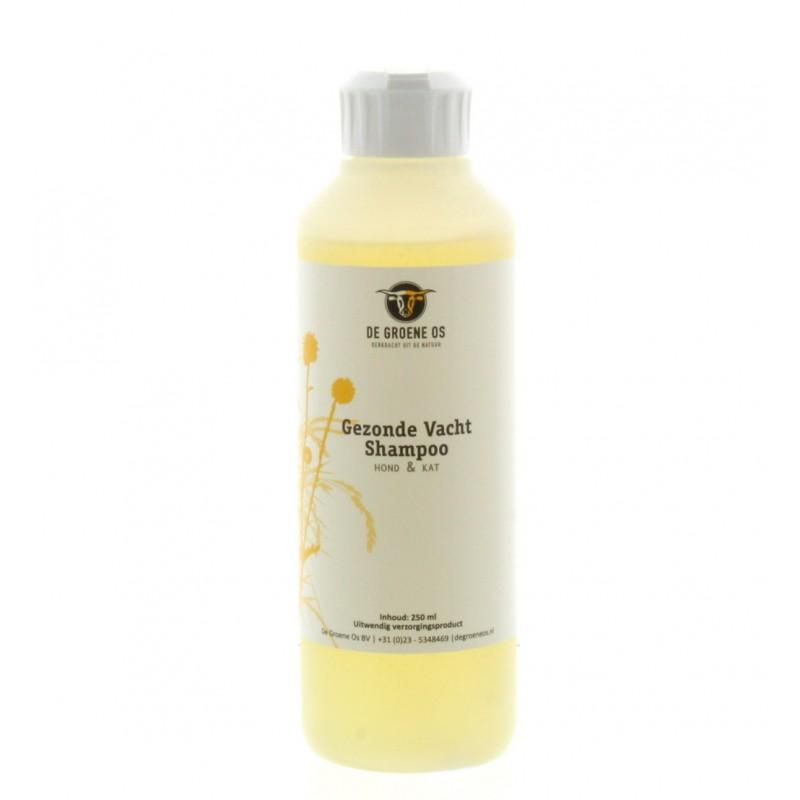 De Groene Os gezonde vacht shampoo 250ml