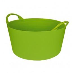 Flexibele Tuinmand 10 liter groen