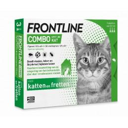 Frontline Combo kat en fret 3 pip.