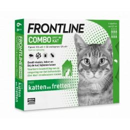 Frontline Combo kat en fret 6 pip.
