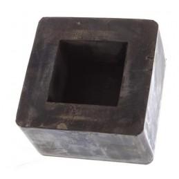 Hand mokerdop rubber 1000 gram