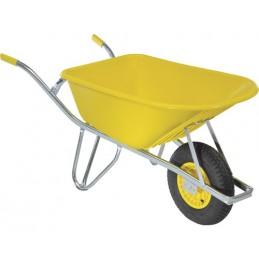 Fort kruiwagen SMB100 geel