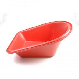 Losse bak rood voor kinderkruiwagen