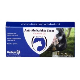 Anti-Melkziekte Stoot 5 x 10 ml