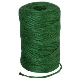 Groen Jute touw 90 meter
