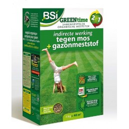 Green Time 2 in 1 gazon 4 kg