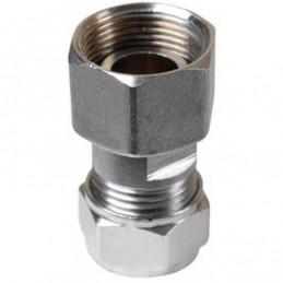 Knelkoppeling M24 binnendraad x 15 mm