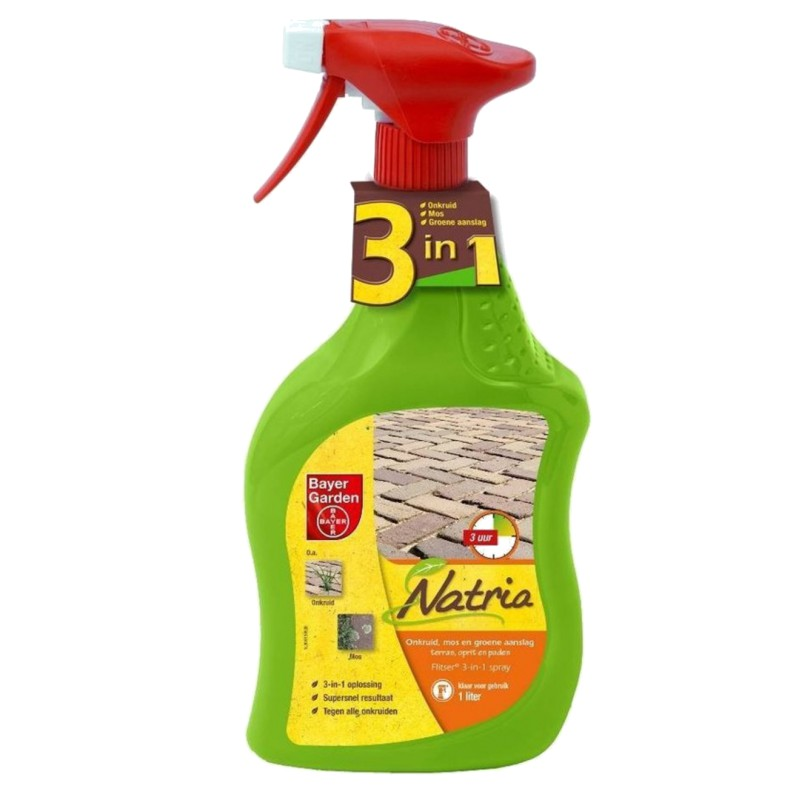 Bayer Natria Flitser 3 in 1 spray 1L