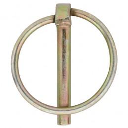 Borgpen verzinkt 8mm