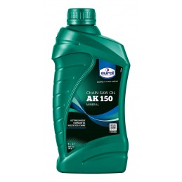 Kettingzaagolie AK 150 chainsaw oil 1 liter