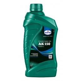 Kettingzaagolie AK 150 chainsaw oil 1 liter