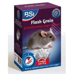 Flash Grain Tegen Muizen 5X10gr