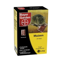 Bayer Frap muizenkorrels 200 gram
