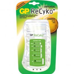 Batterijlader GP ReCyko Universeel