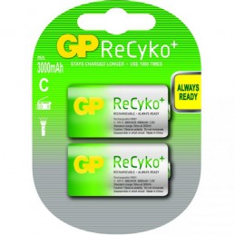 Batterij GP 1,5V oplaadbaar