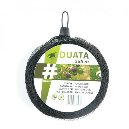 Tuinnet Duata Zwart 3 x 5 m