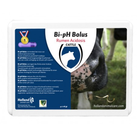 Bi-pH Bolus Bicarbonaat Bolus 4st