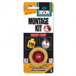 Bison Direct Grip montagekit Tape