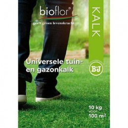 Bioflor gekorrelde kalk 10 kg
