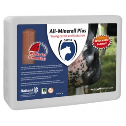 All-Minerall plus bolus rundvee 20st
