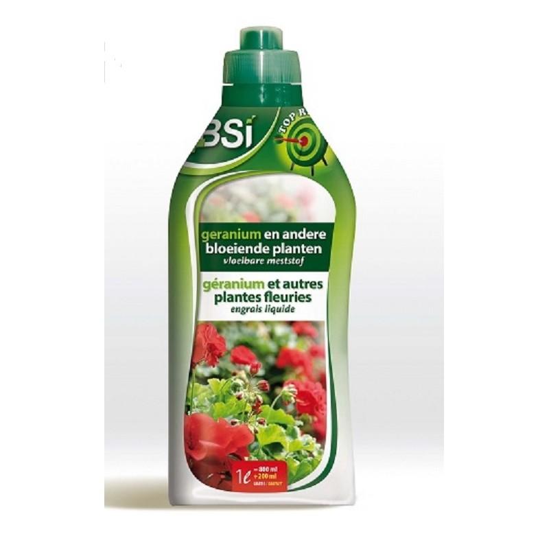 Geranium meststof 1 liter