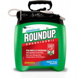 Roundup Natural kant en klaar drukspuit 5L