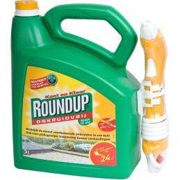 Roundup onkruidbestrijder spray 5 liter