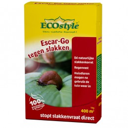Ecostyle Escar-Go tegen slakken 1 kg