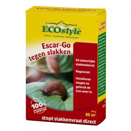 Ecostyle Escar-Go tegen slakken 200 gram