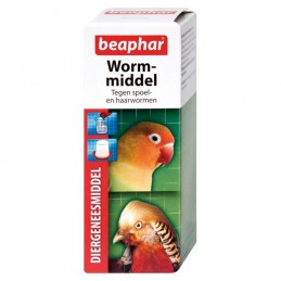 Wormmiddel vogel/knaagdier 100 ml