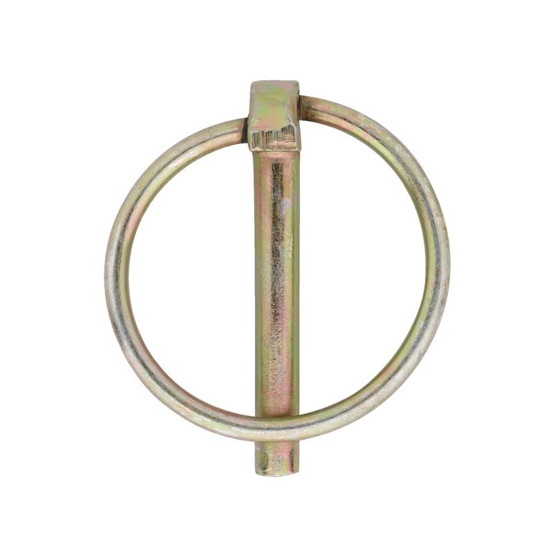Borgpen verzinkt 4.5 mm