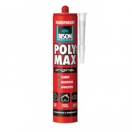 Bison Poly Max Original transparant 300gr