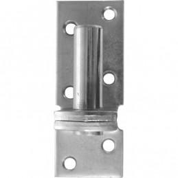 Plaatduim verzinkt 16 mm