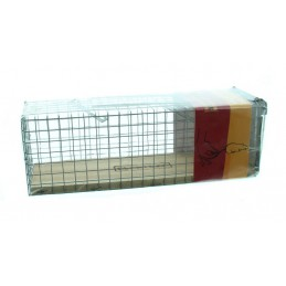 Rattenvangkooi basis hout 27 cm