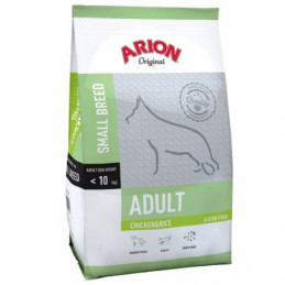 Arion hond Original adult Small kip en rijst 3kg