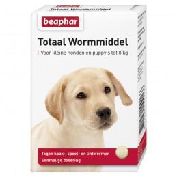 Puppy wormtablet 6 stuks