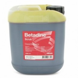 Betadine Scrub 5 liter