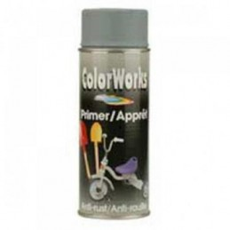 Colorworks primerspray grijs 400ml