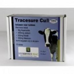 TraceSure® Bolus Kalf CU / I 20st