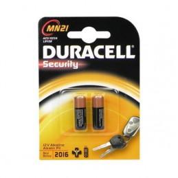 Duracell Alkaline Batterij 2 x MN21 12V