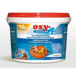 Oxy Pool & Spa 2.5 kg