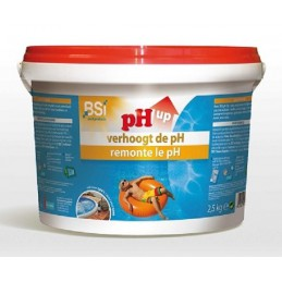 pH Up poeder 2.5 kg