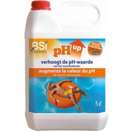 pH Up vloeibaar 5 liter