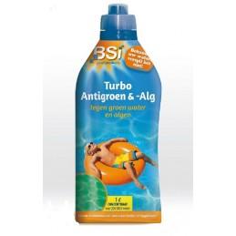 Turbo antigroen en alg voor zwembad