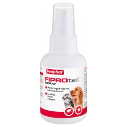Fiprotec spray hond / kat 100 ml